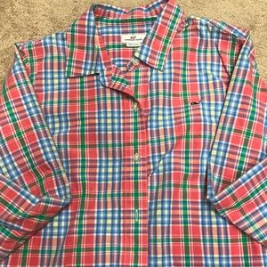 Vineyard Vines ladies button down